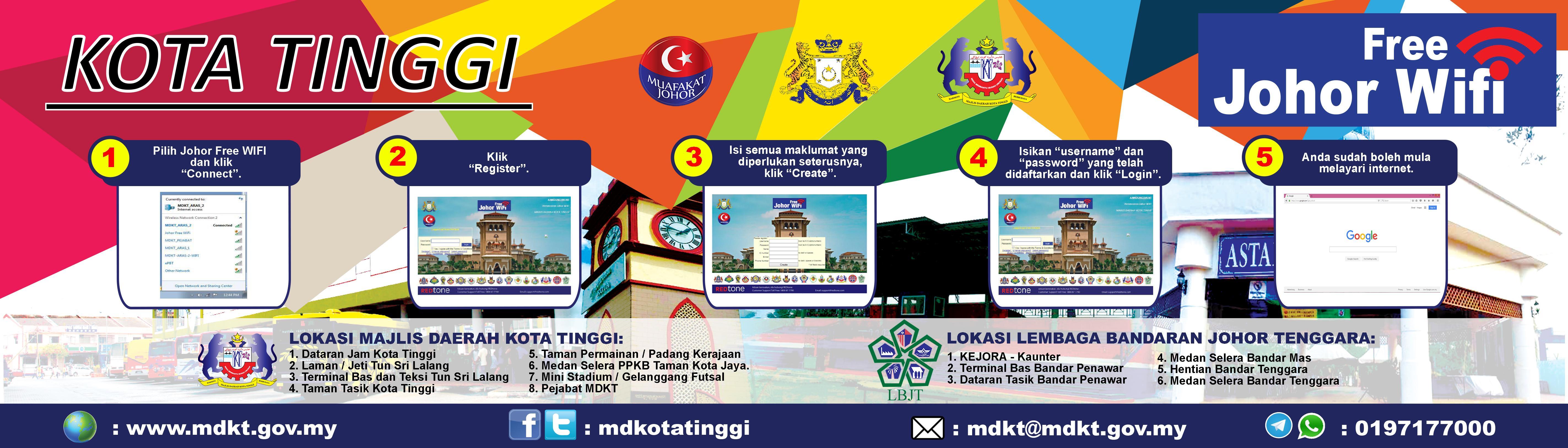 Johor Free WIFI
