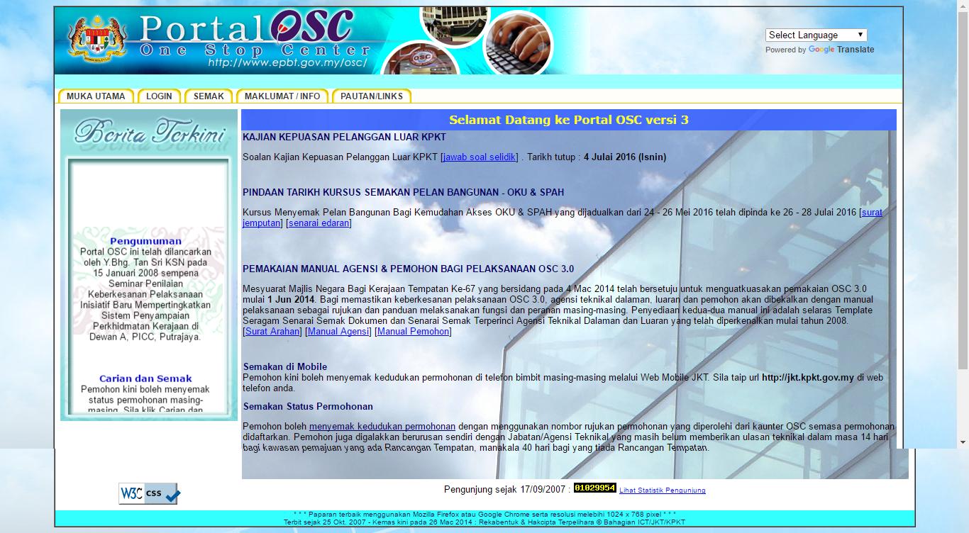 Portal OSC